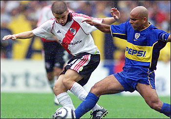 Boca and River - Great teams in Argentina